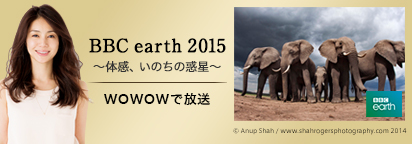BBC earth 2015